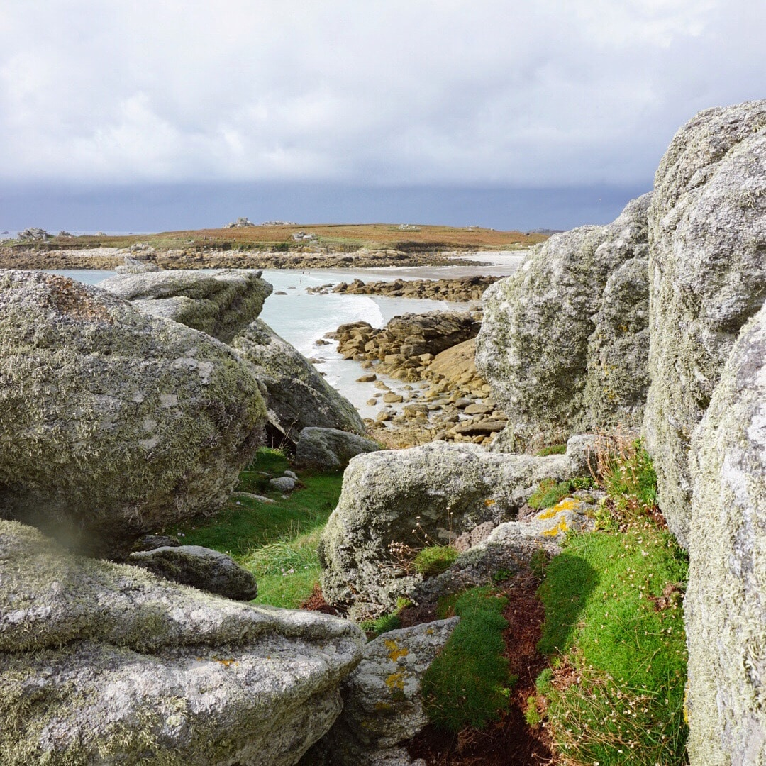 paysage pointe bretonne