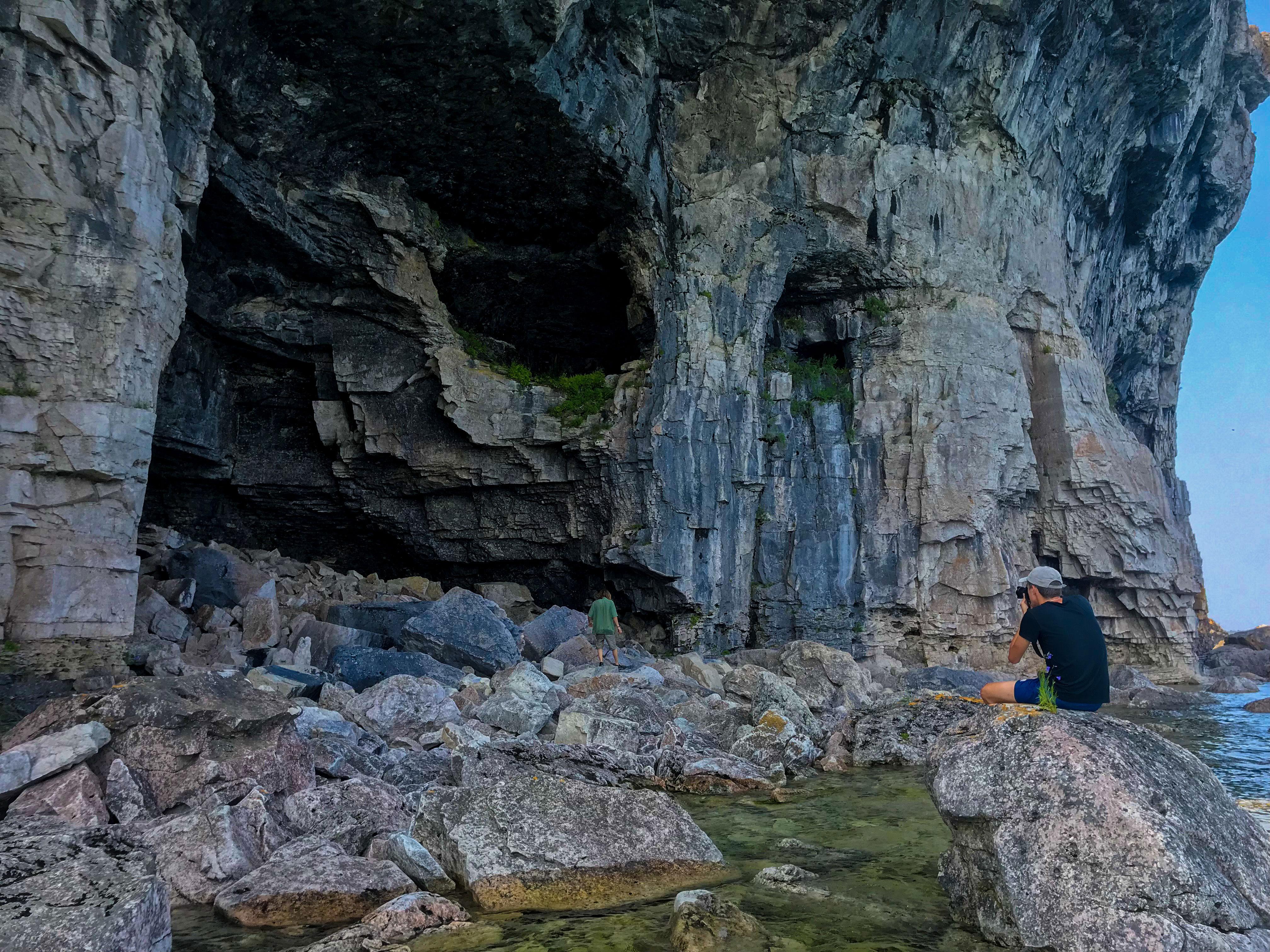 grotto canada