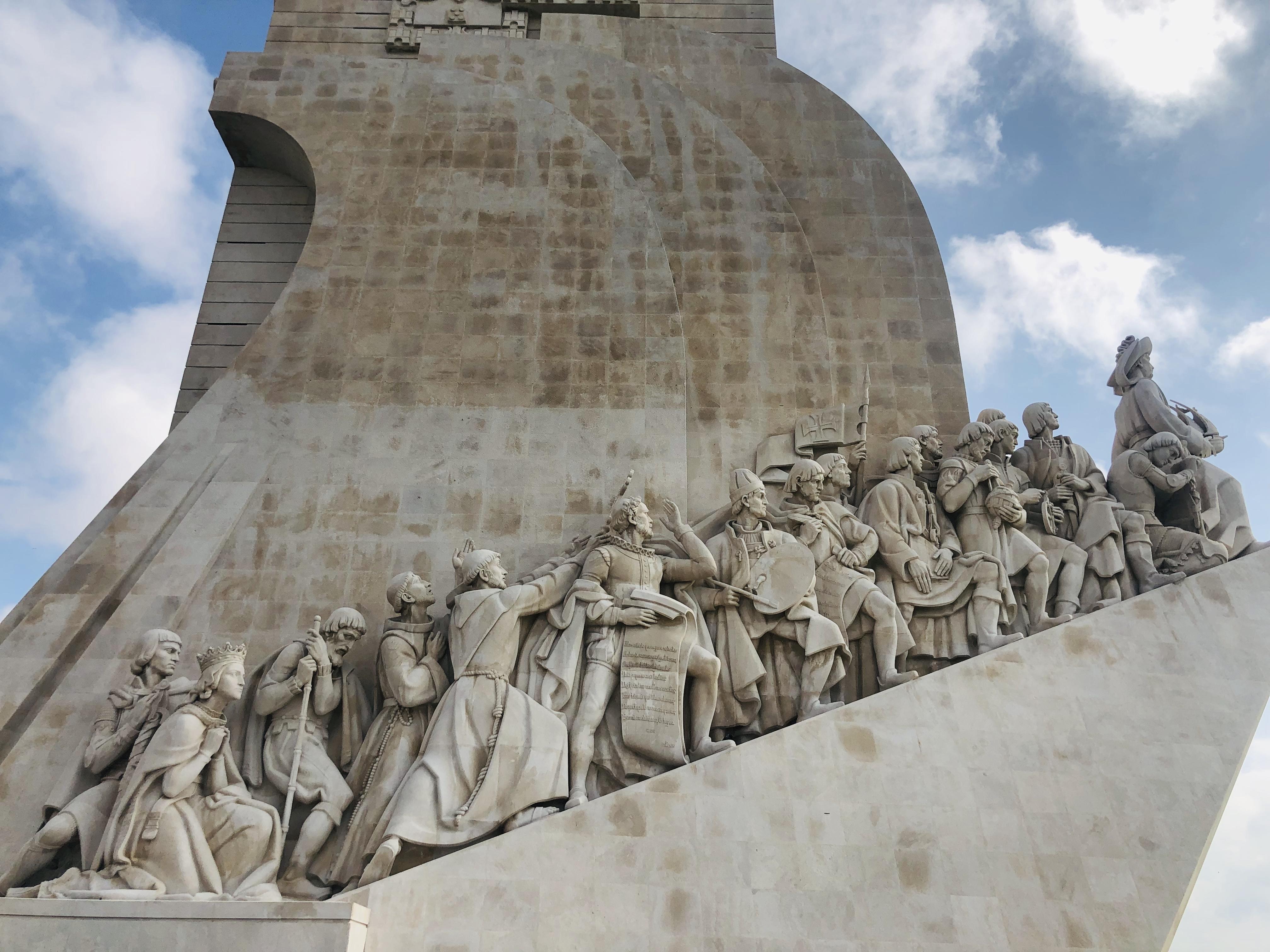 monument aux découvertes 3 jours à lisbonne