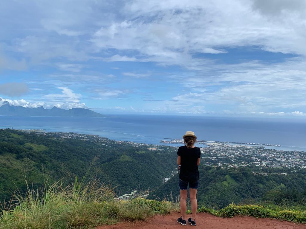 Tahiti belvedere