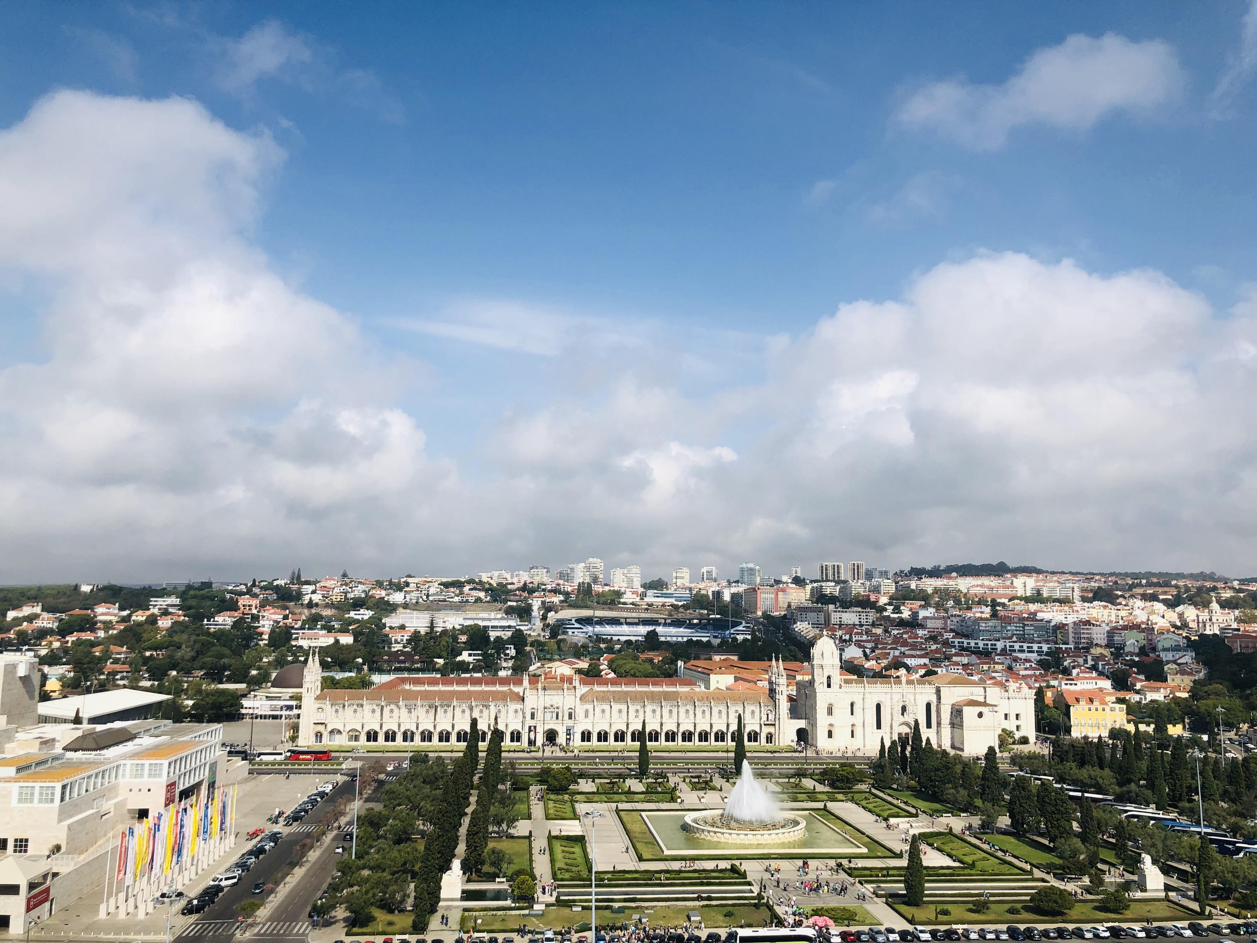 panorama ville de lisbonne