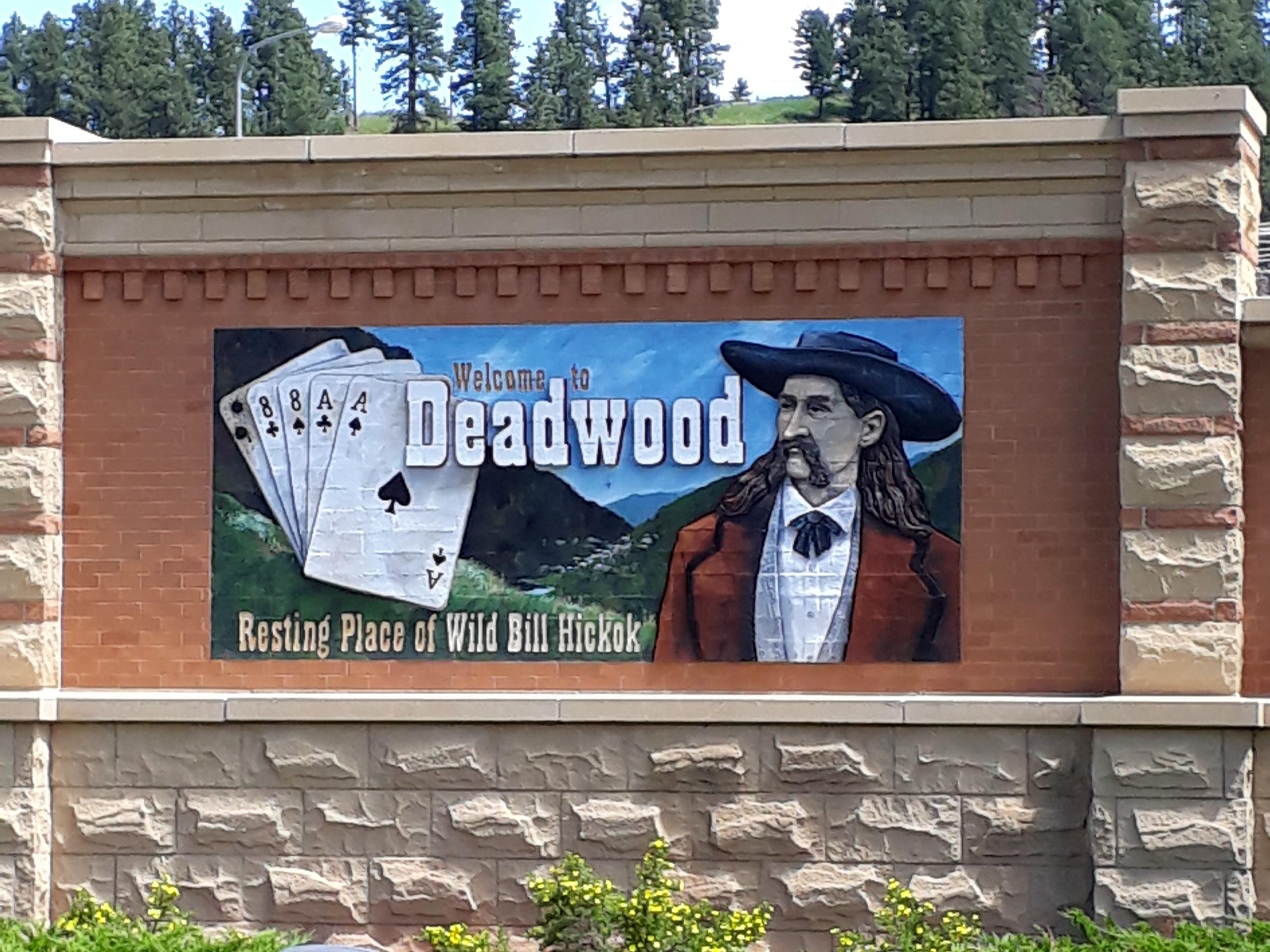 road trip dakota deadwood