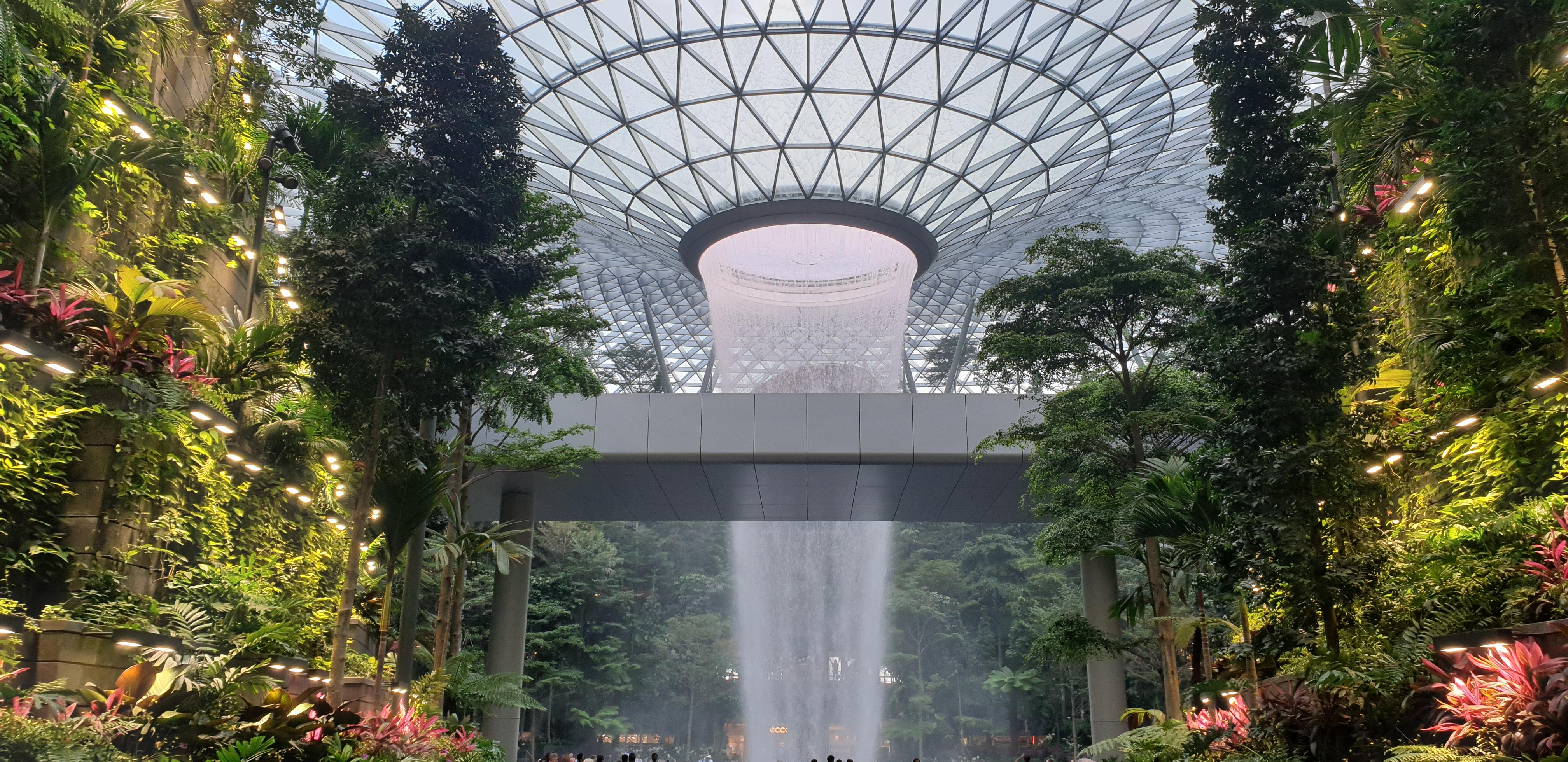 jewel singapour lieux d'intérêt