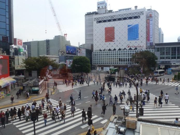 voyage au japon en famille carrefour tokyo