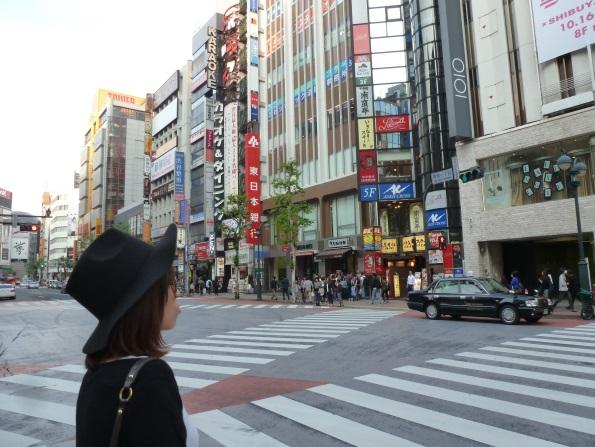 rue tareshika-dori tokyo