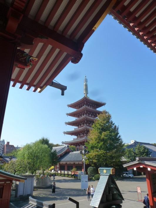 temple tokyo voyage au japon en famille