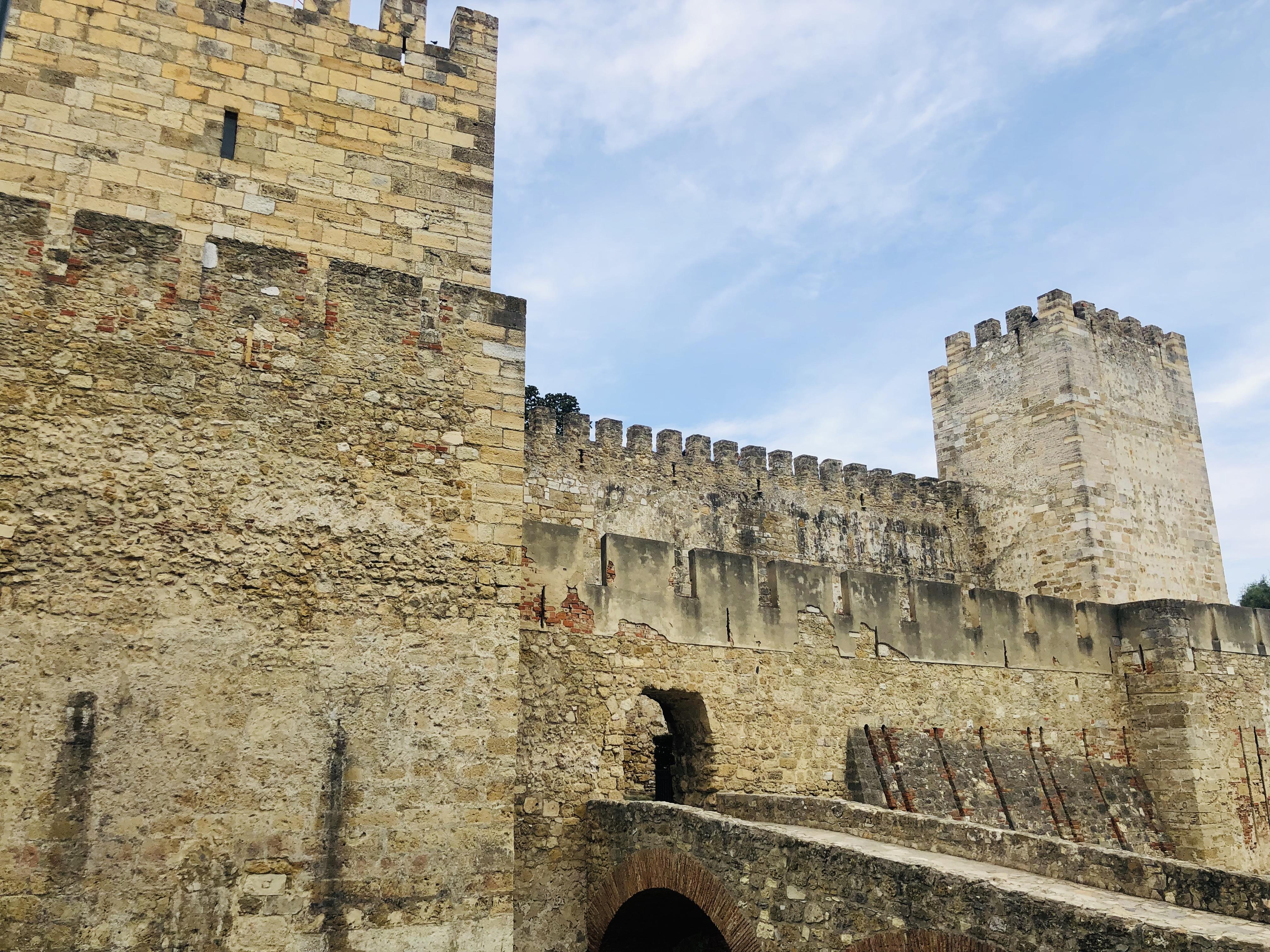 chateau saint georges lisbonne