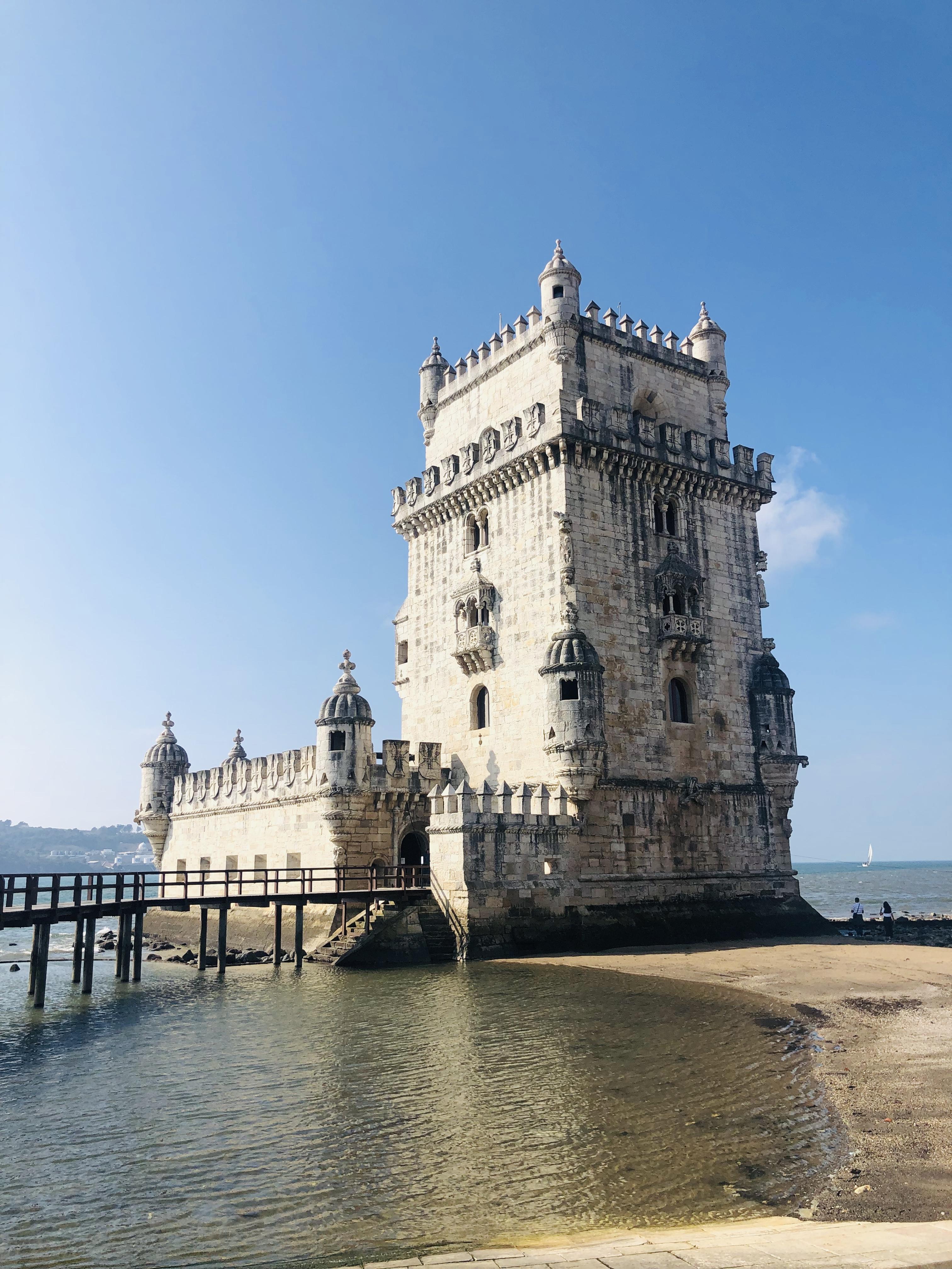 3 jours à Lisbonne tour de bélem