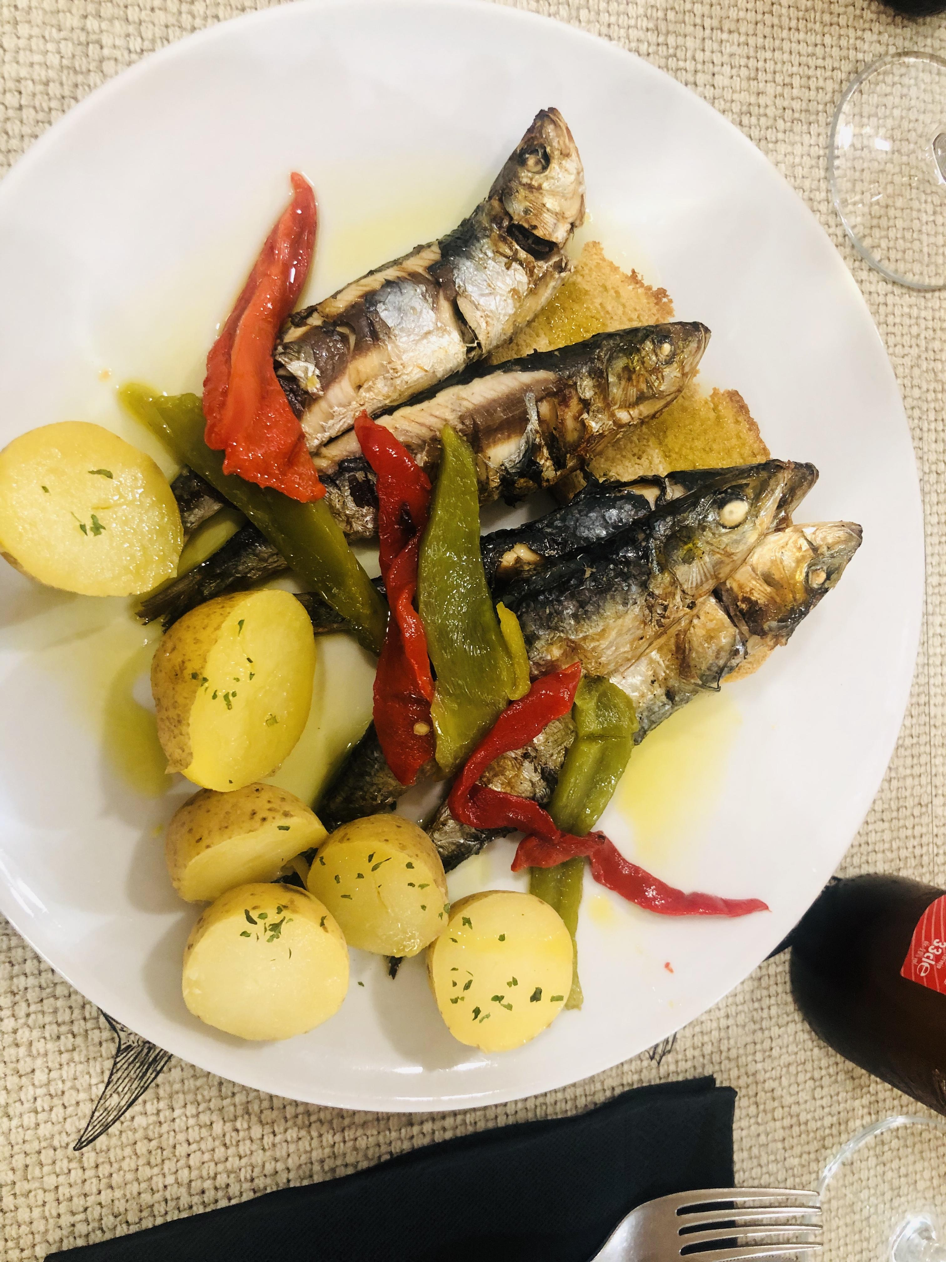 restaurant sardines