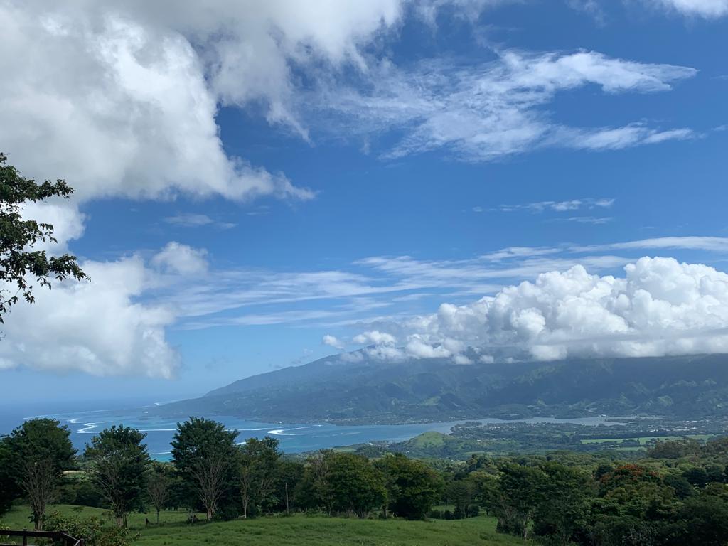 Prequ'île de Tahiti