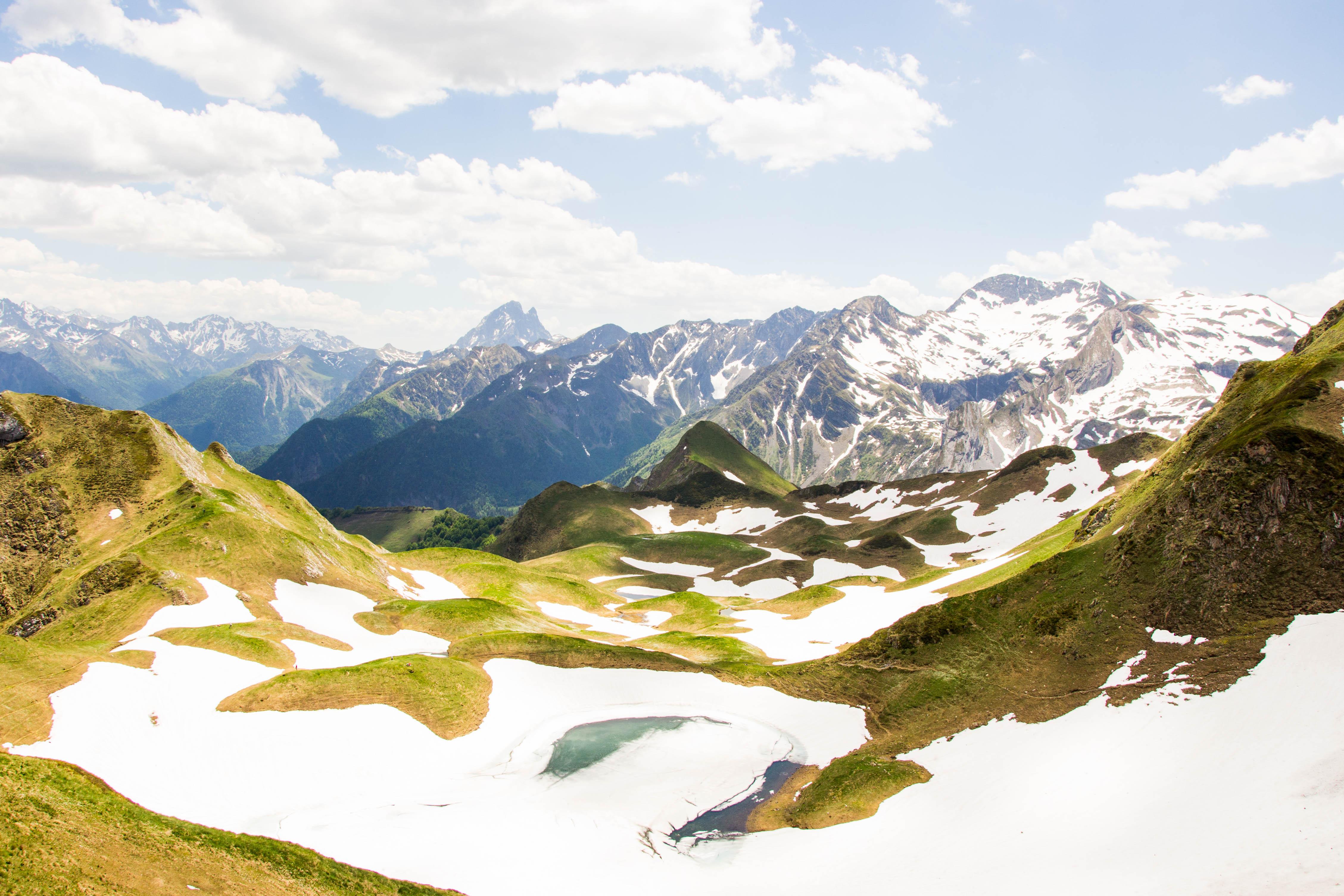Randonnée au lac du Montagnon – Pyrénées