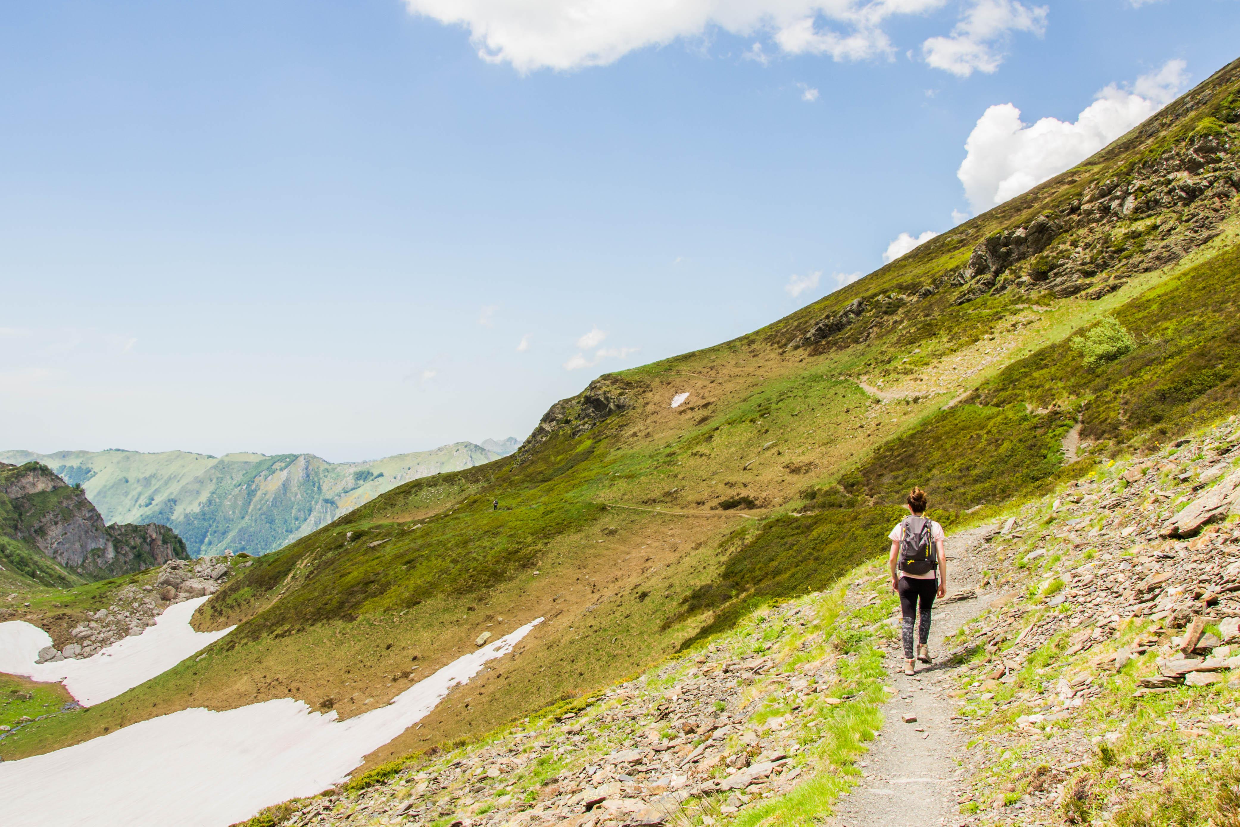 sentier lac du montagnon randonnée