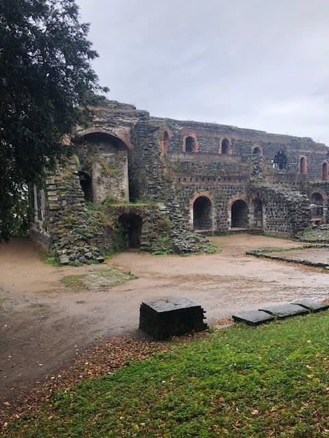 Kaiserswerth ruines