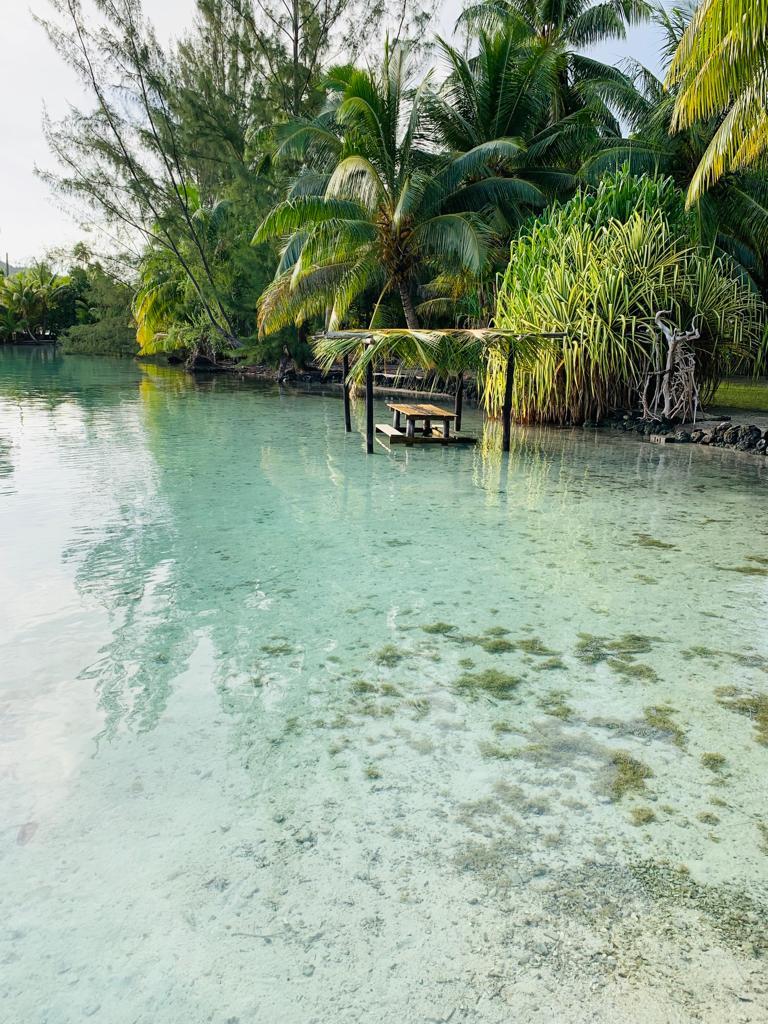 Iles polynesie française huanine