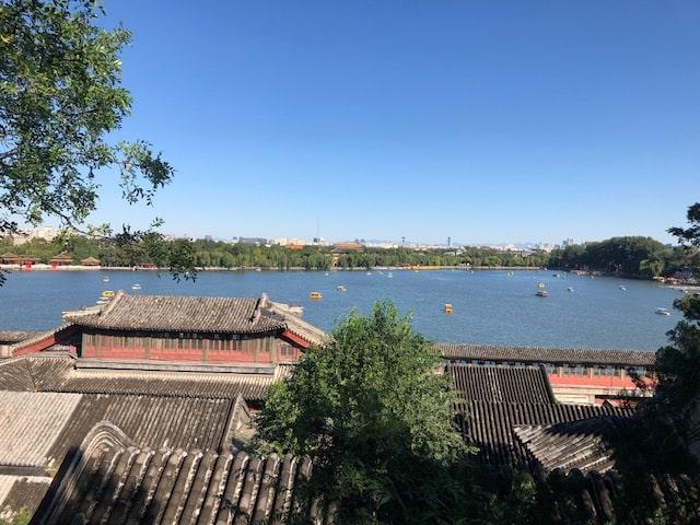 parc Beihai visiter pékin en 3 jours