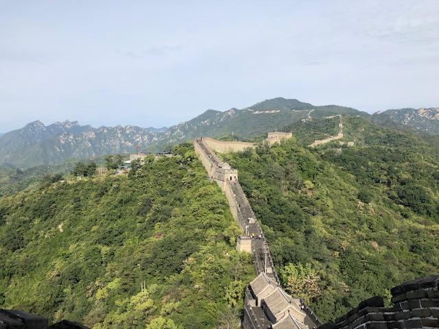 Muraille de Chine visiter pékin en 3 jours