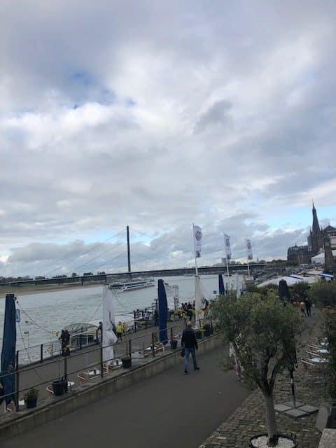 Düsseldorf week end allemagne