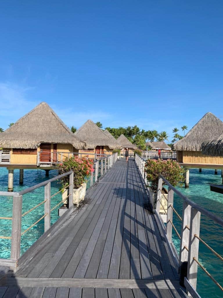 Moana Bora resort iles polynesie française