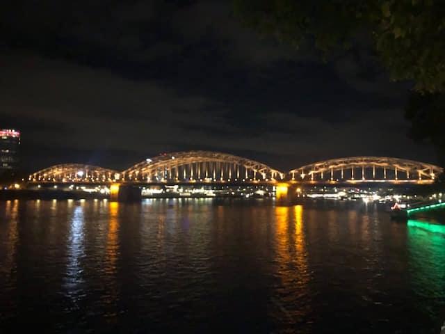 Cologne pont
