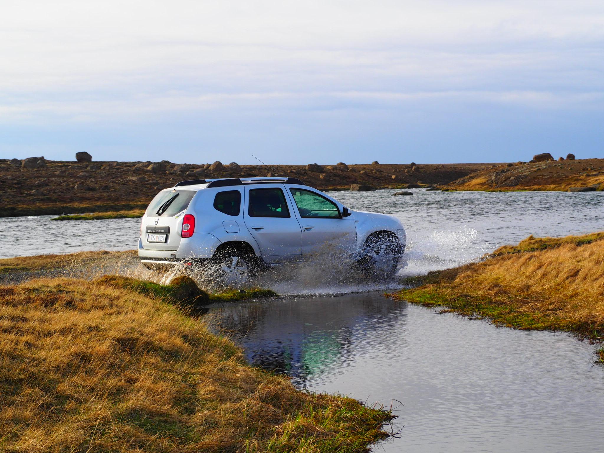 voiture road trip islande