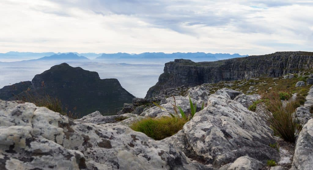 panorama table mountain