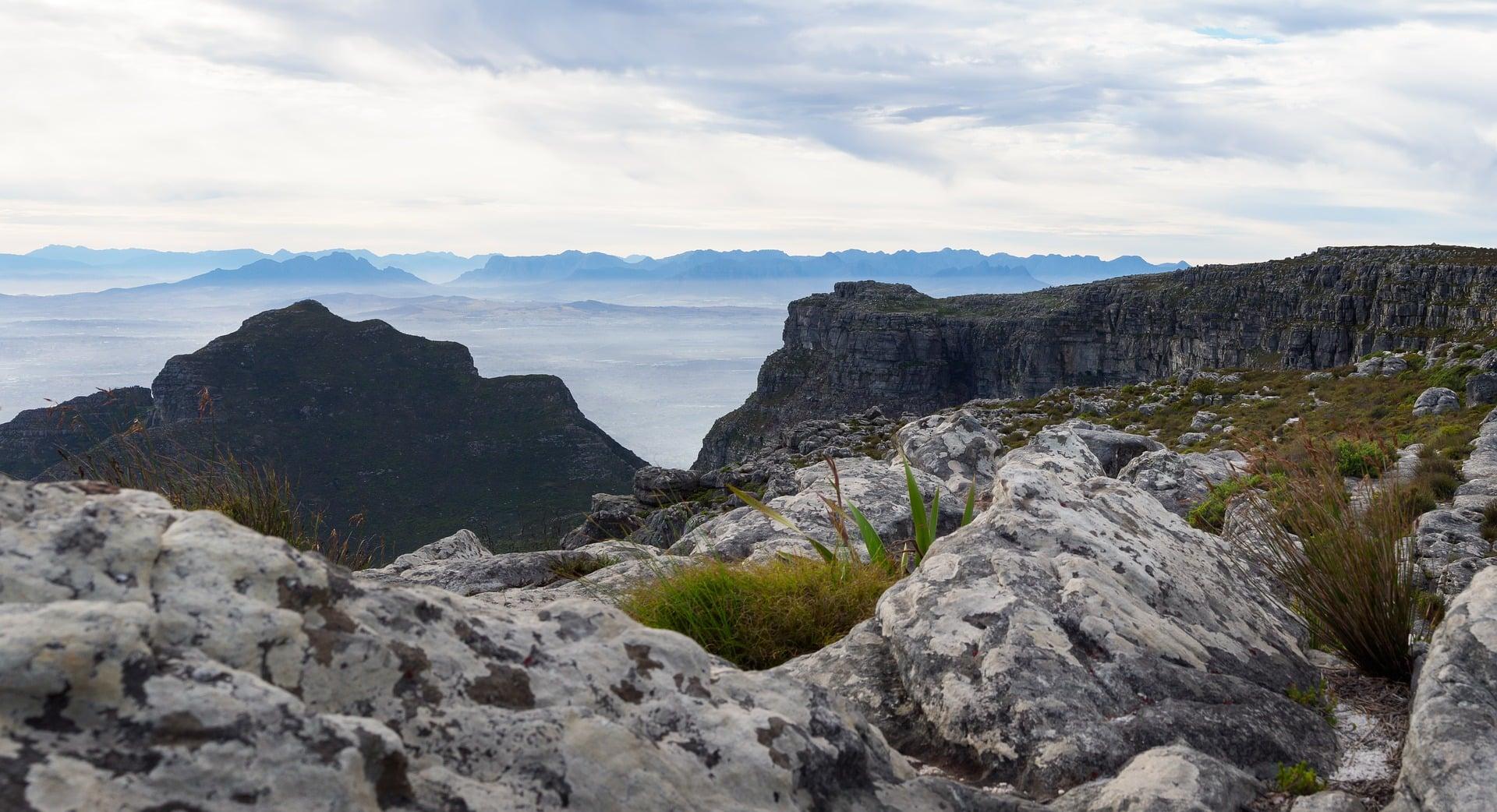 panorama table mountain