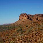 Kennedy Range National Park road trip australie