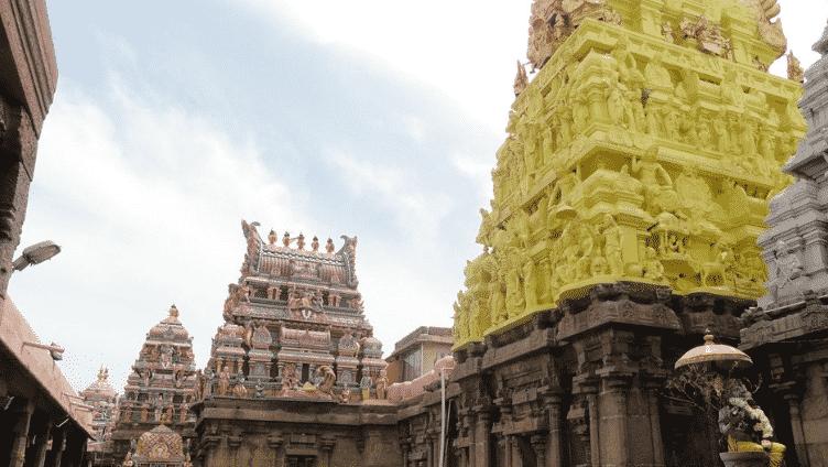 temples chennai Tamil Nadu