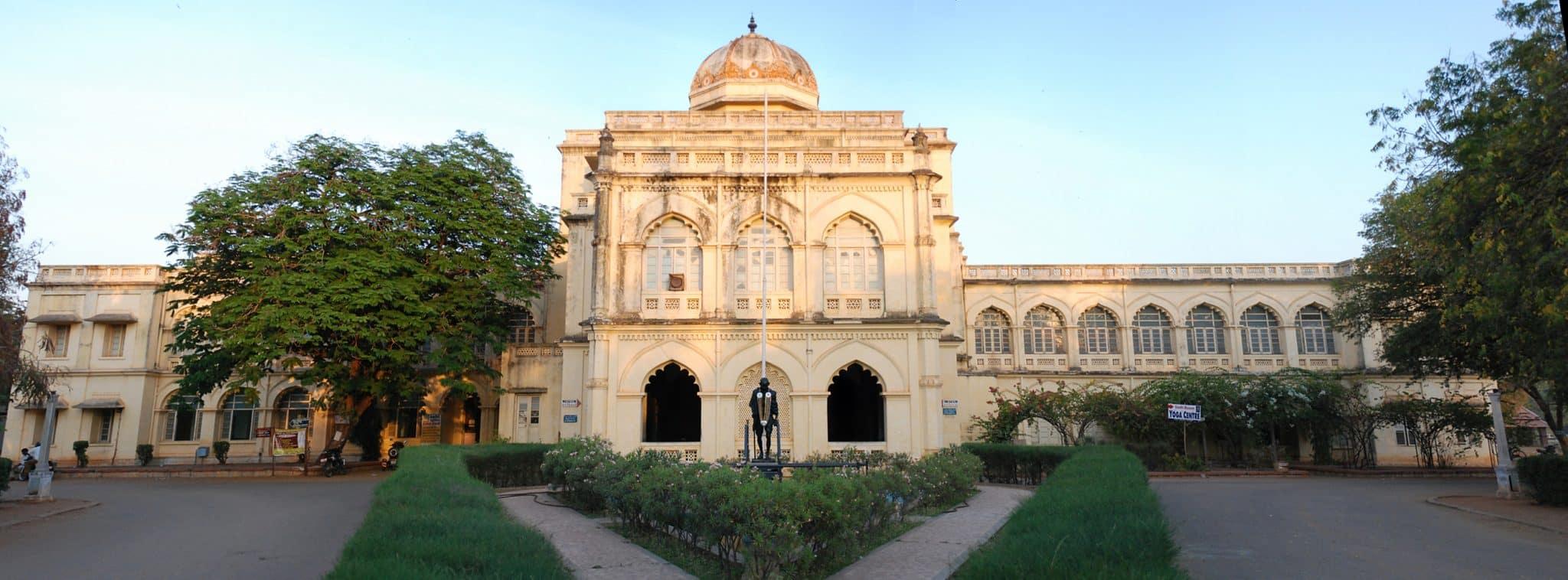 Gandhi Memorial Museum tamil nadu