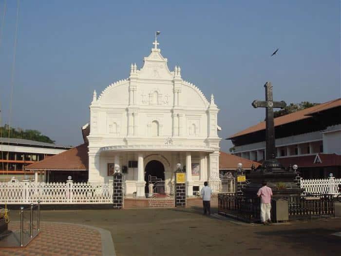 Kothamangalam église