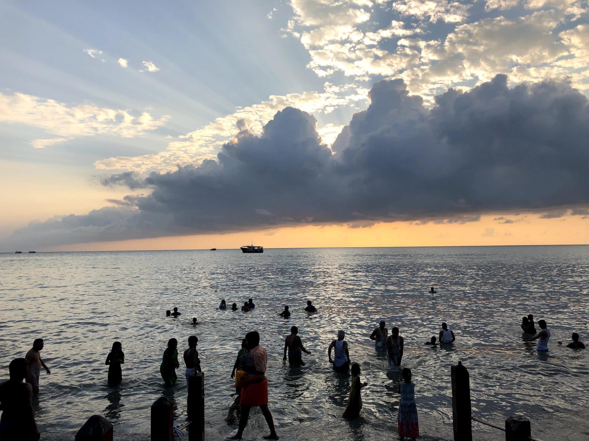 plage de Rameshwaram