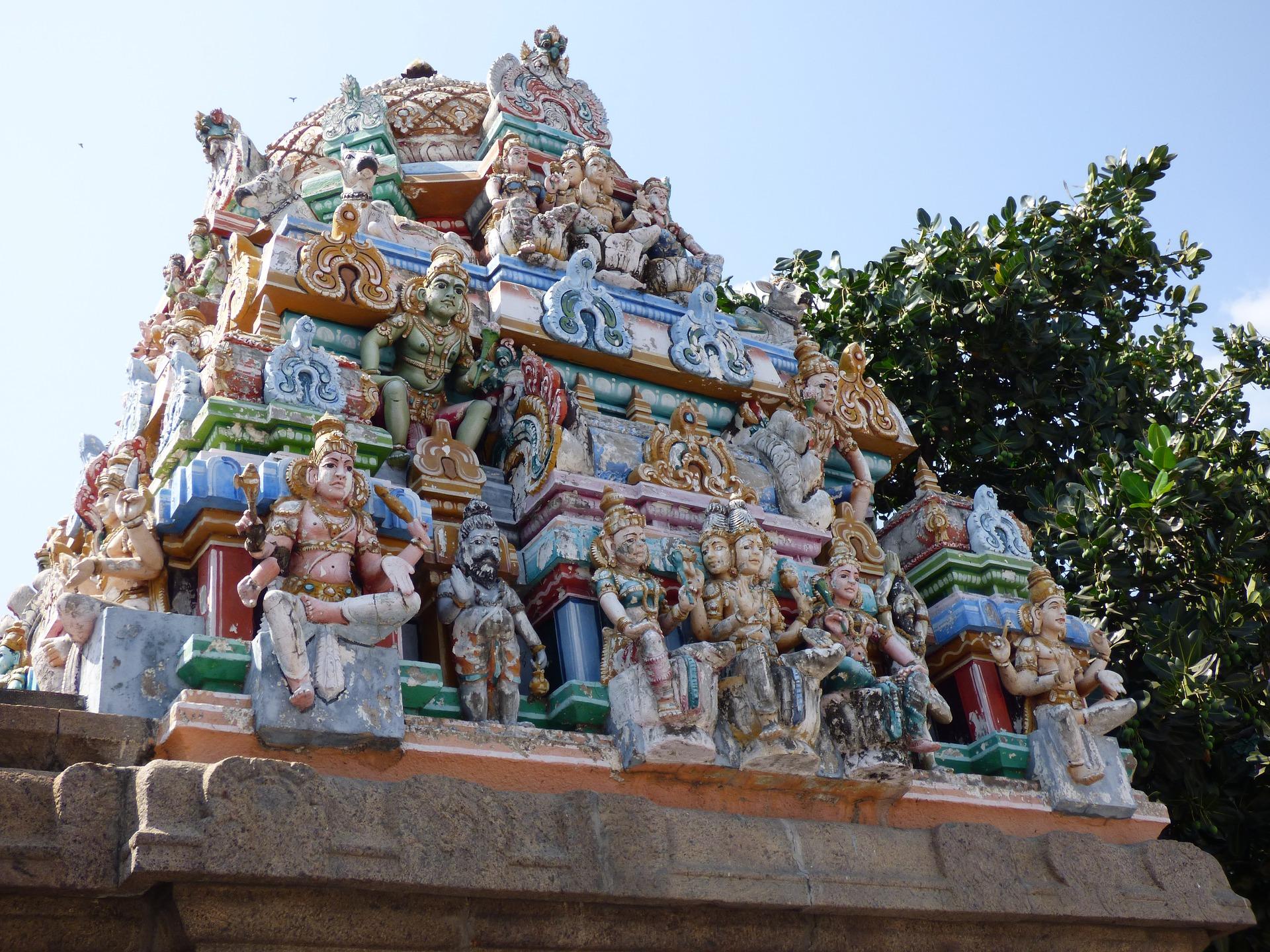 temple de chennai Tamil Nadu
