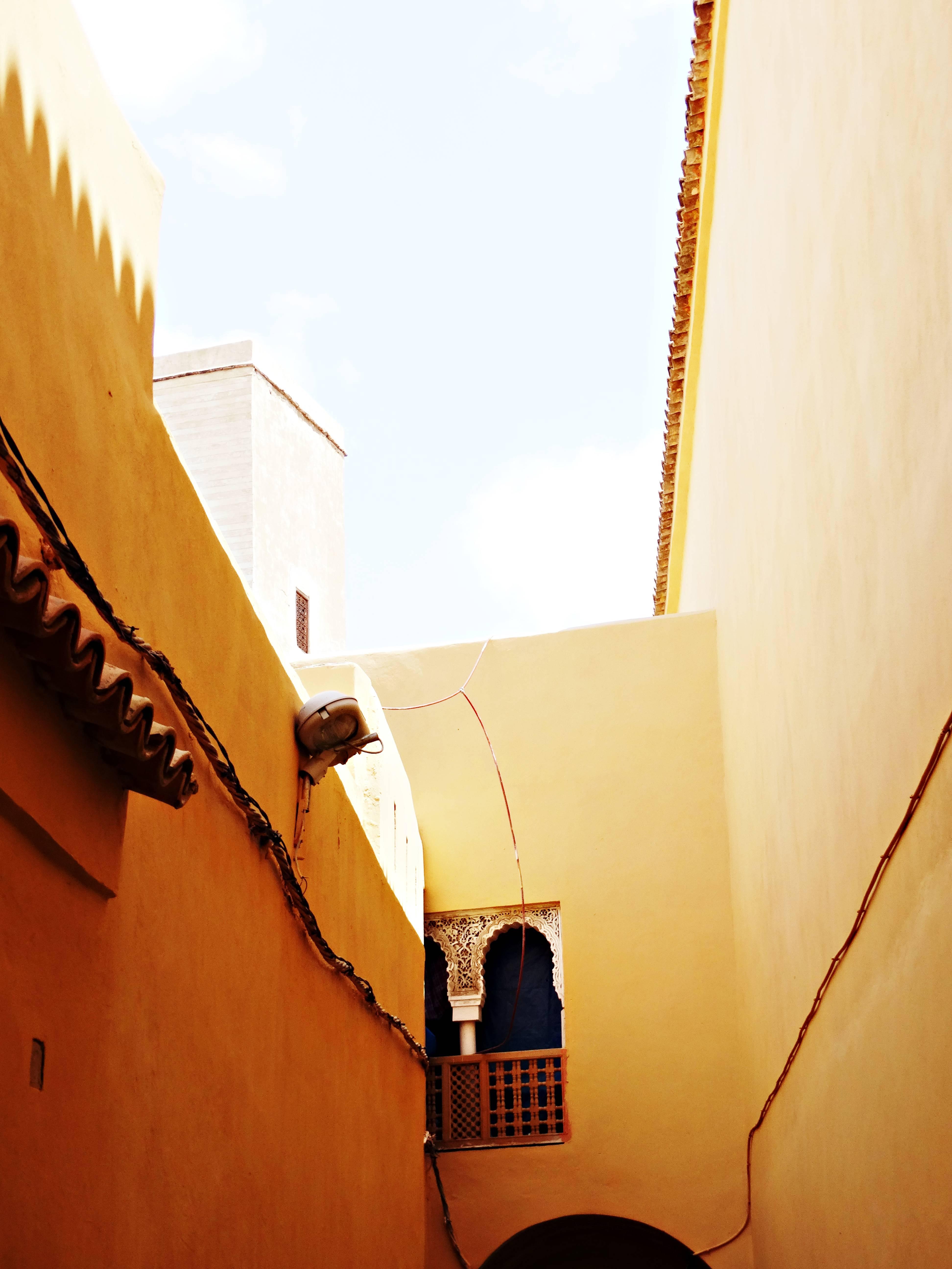 maison marrakech orange