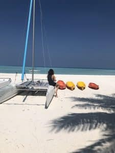 catamaran maldives