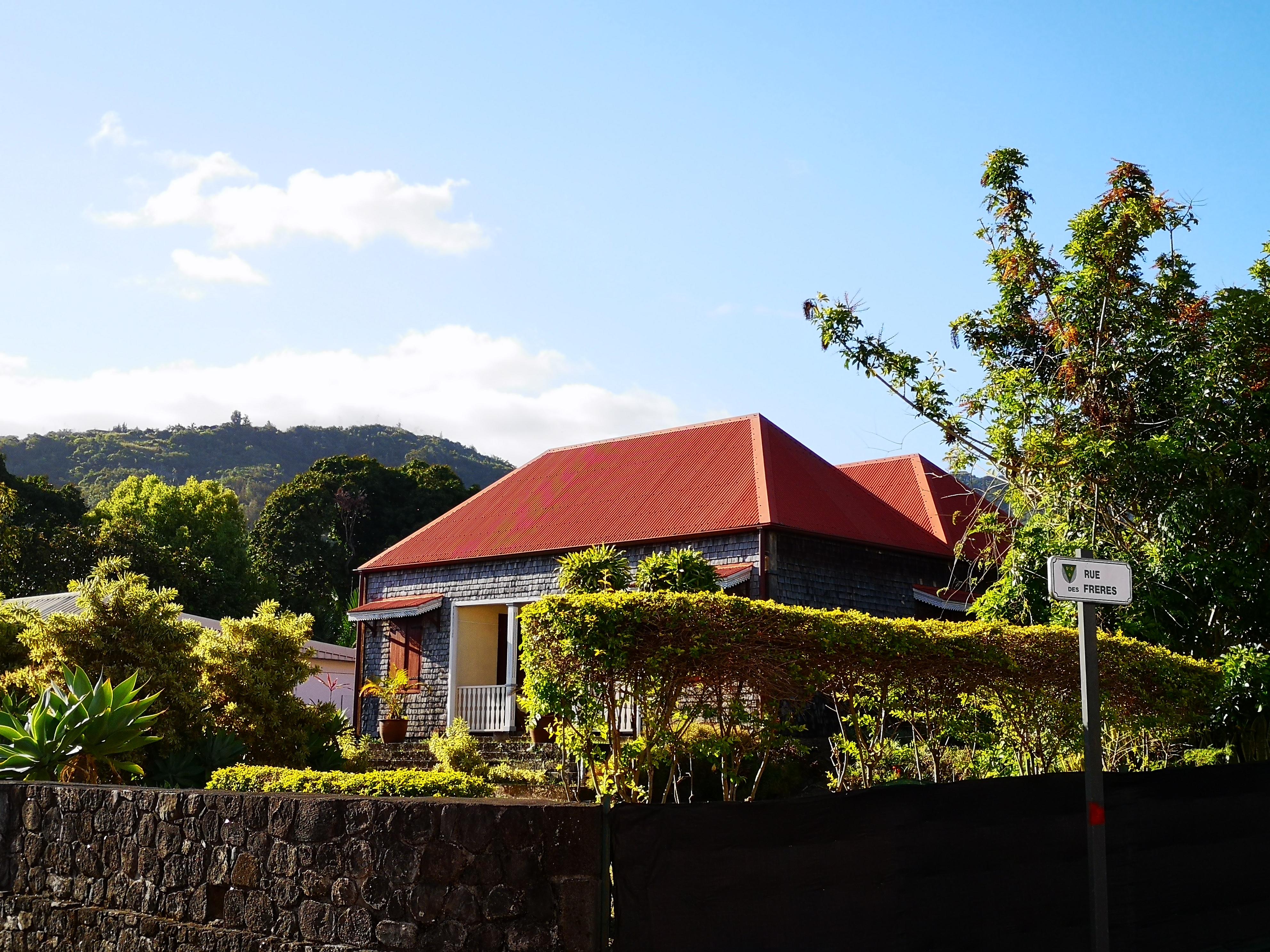 itinéraire sur l'île de la Reunion : Cilaos
