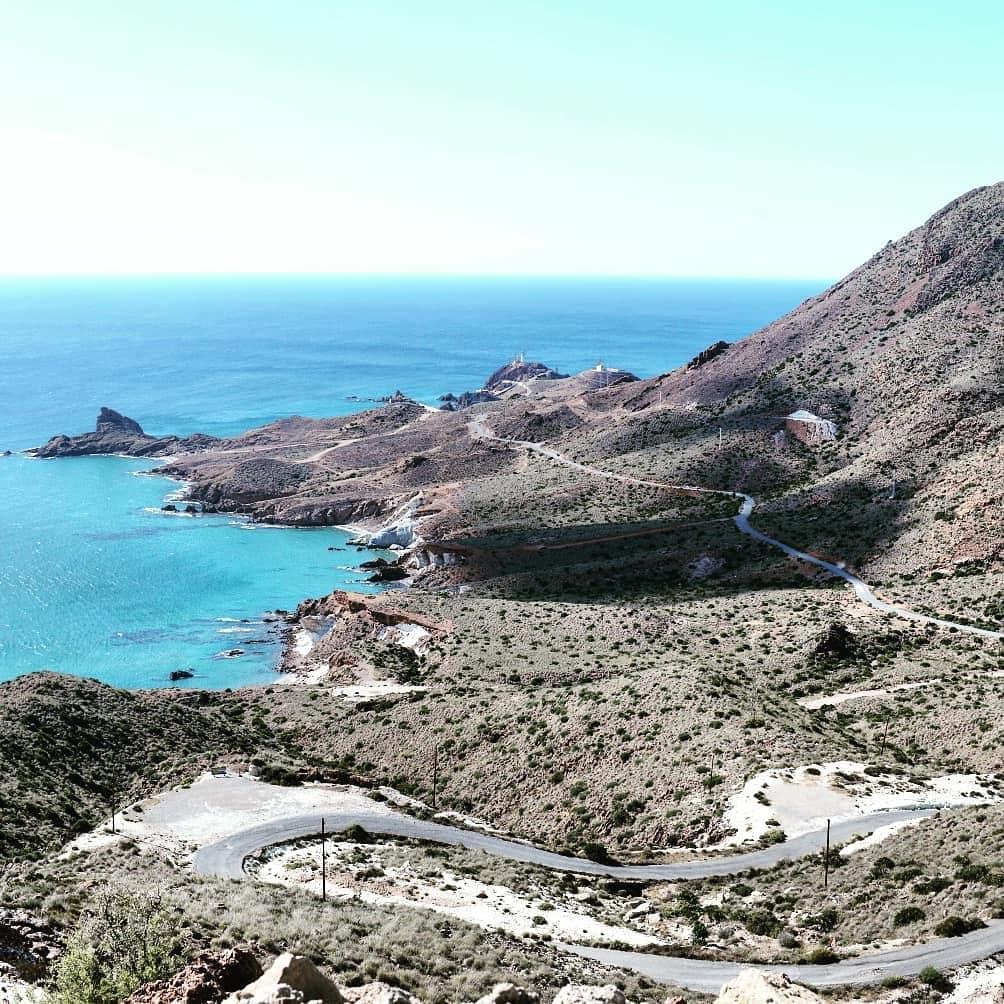 panorama Cabo de Gata