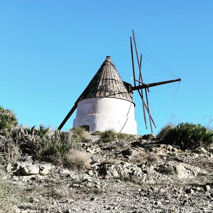 cabane trek andalousie