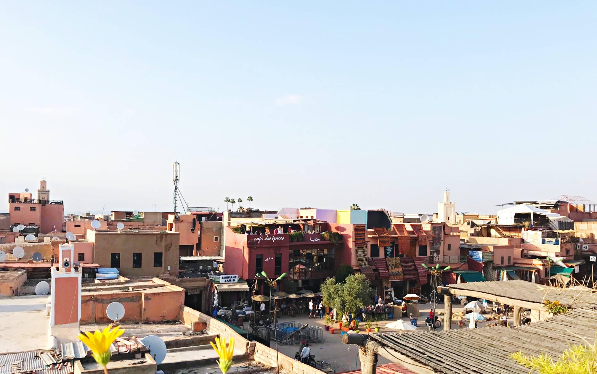 visiter marrakech en 3 jours