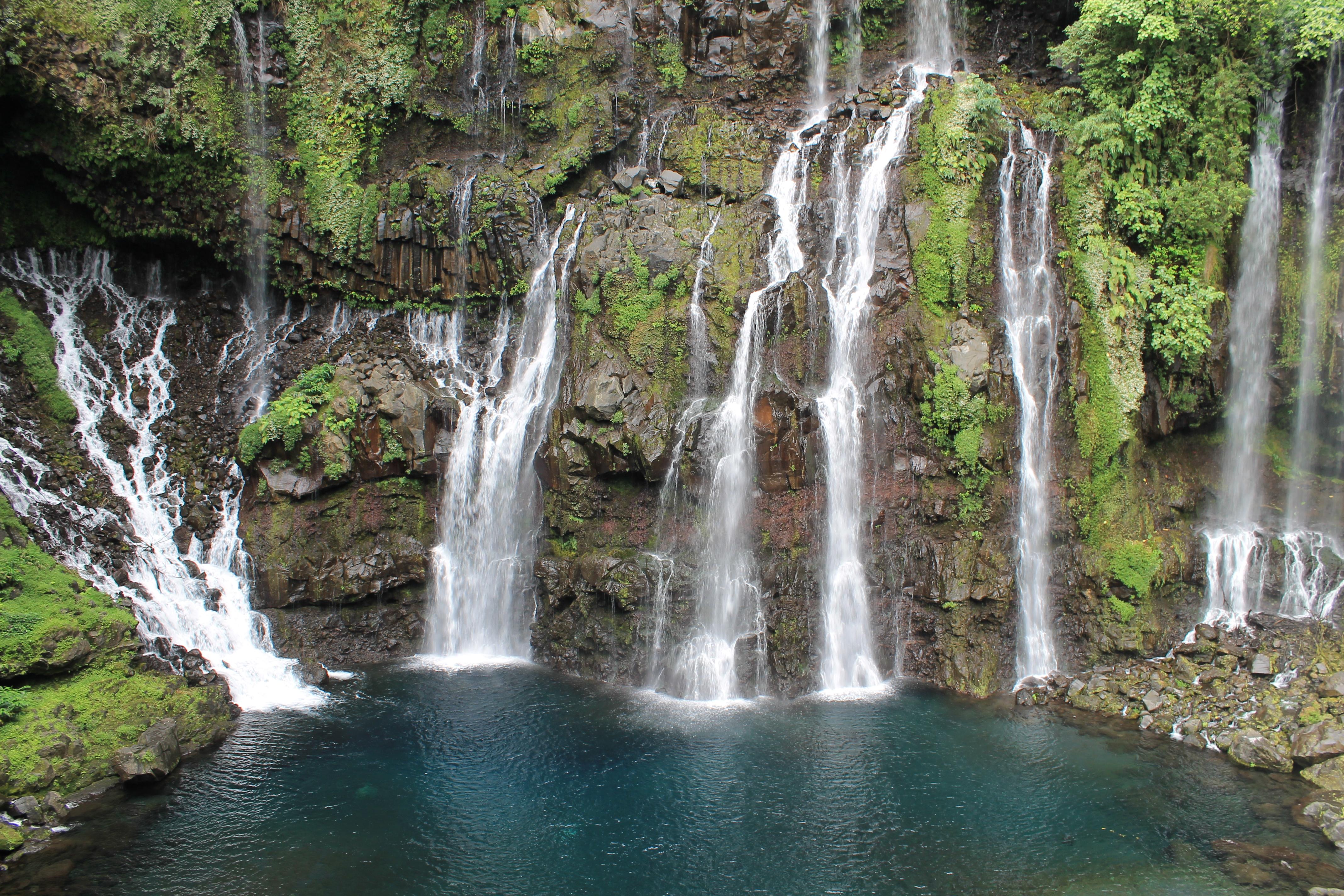 Anse des Cascades randonnée La Réunion