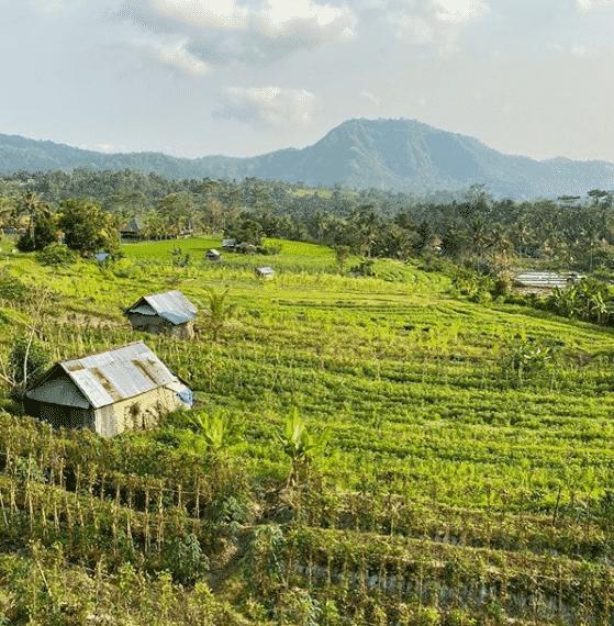 Sidemen villages bali