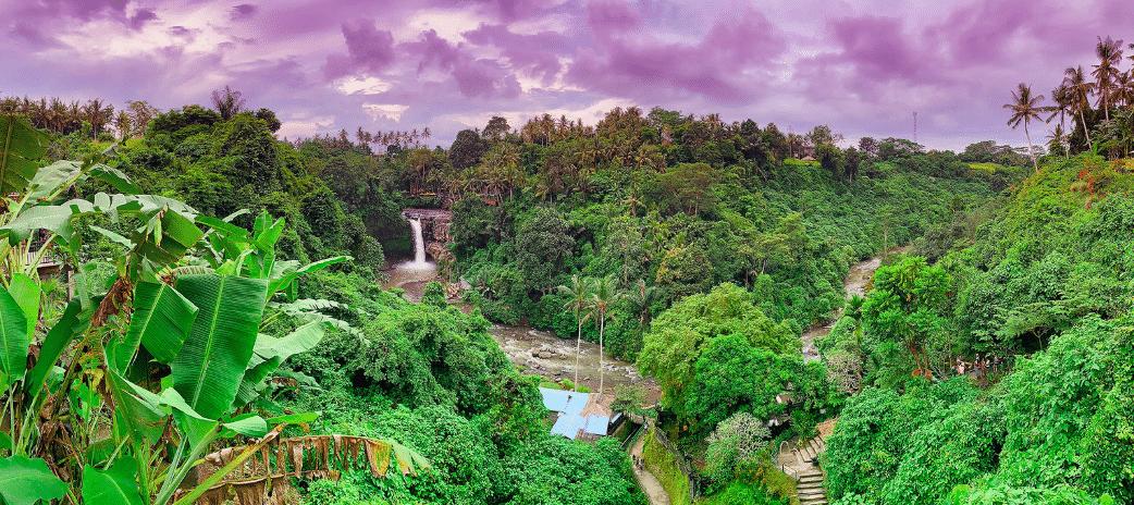 cascade Tegenungan ubud