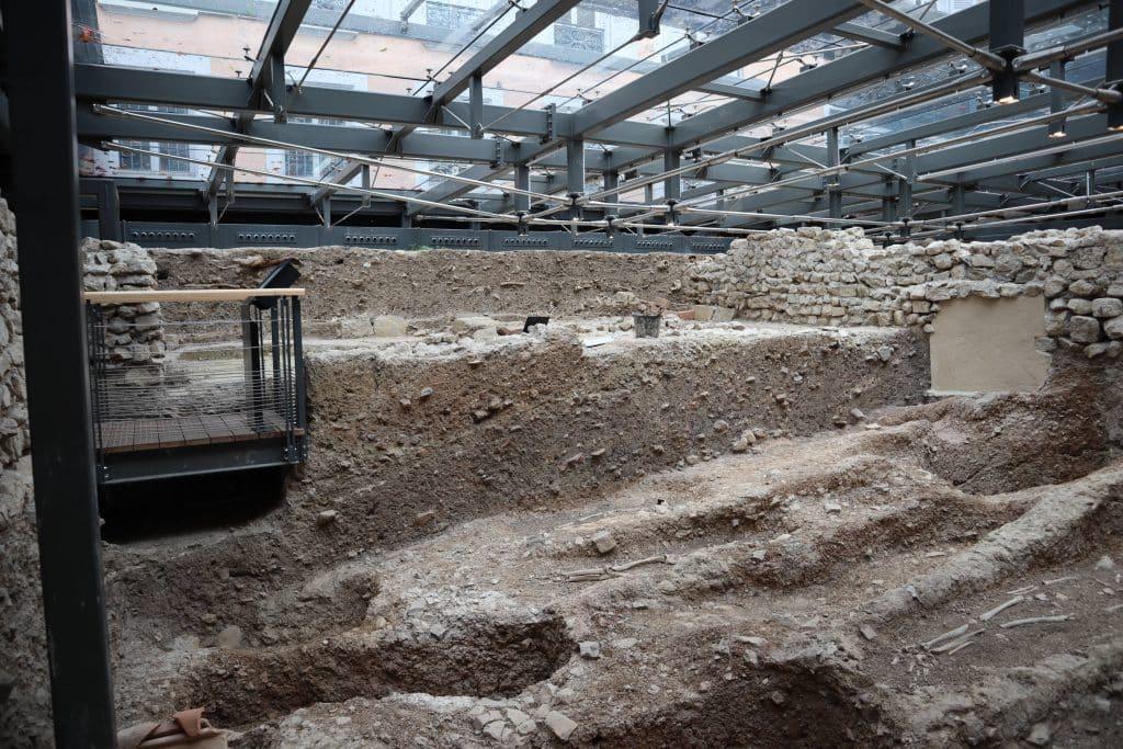 musée archéologique de grenoble