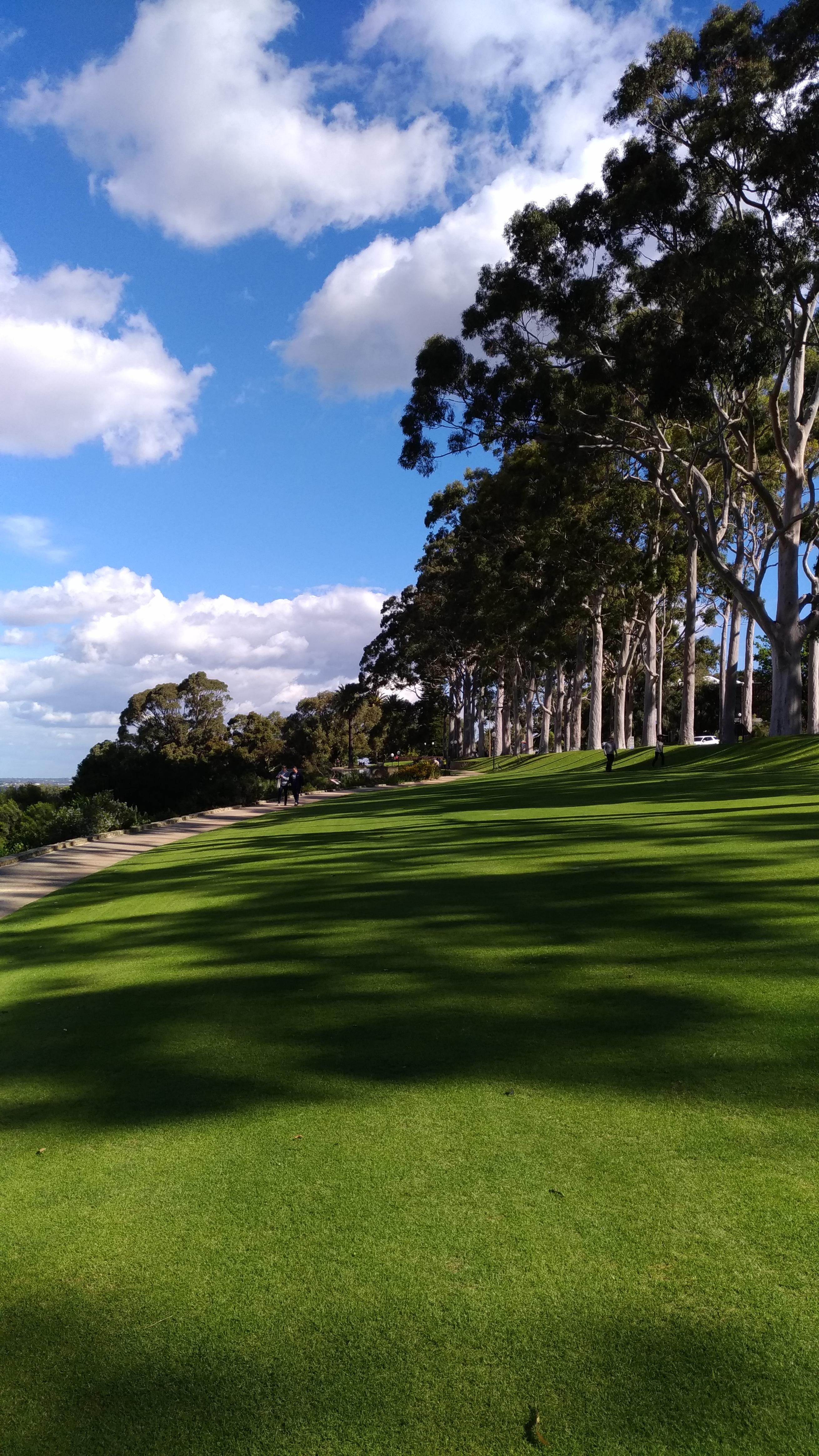 Jardin à Perth