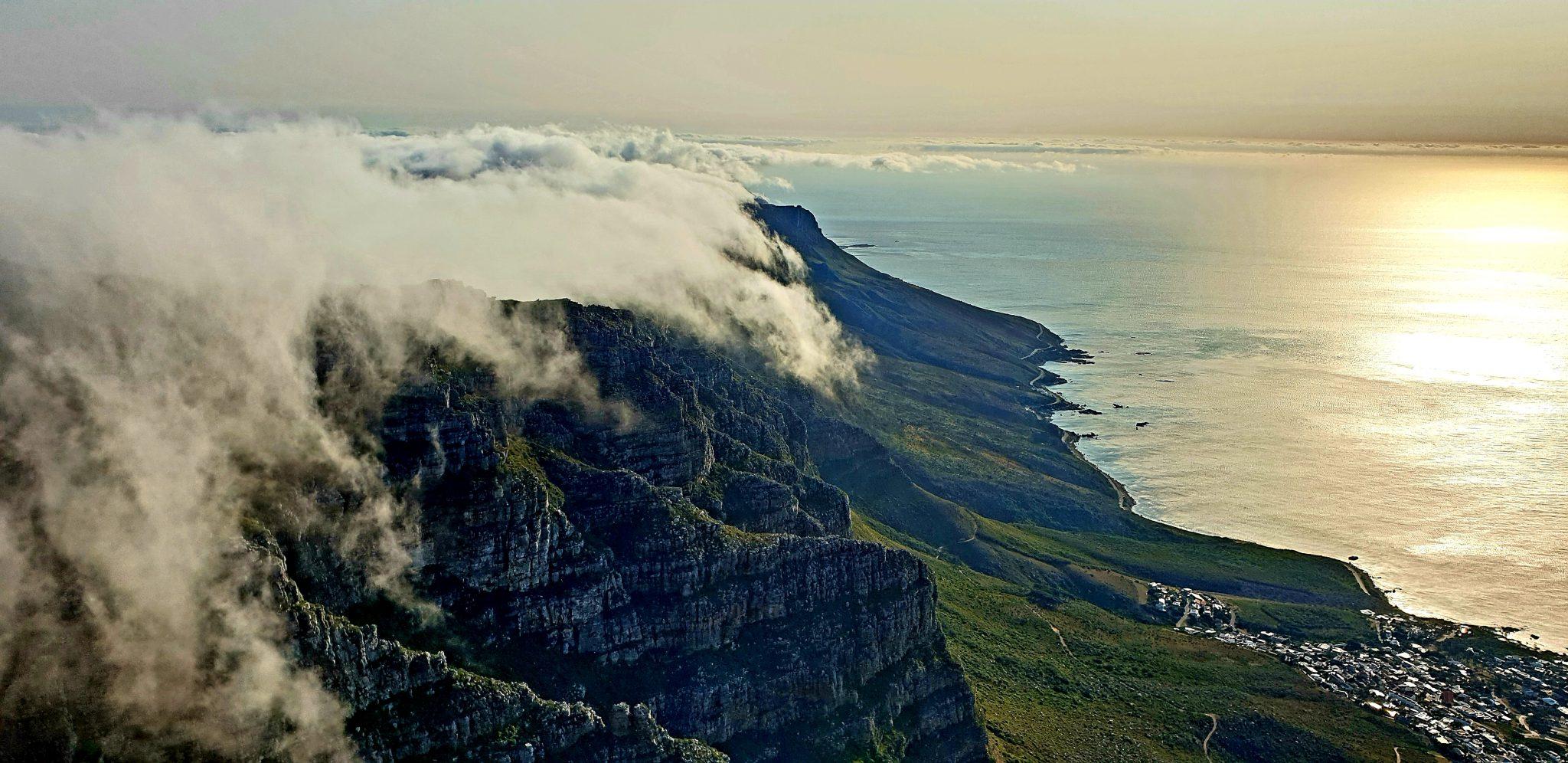 Table Mountain - Afrique du Sud