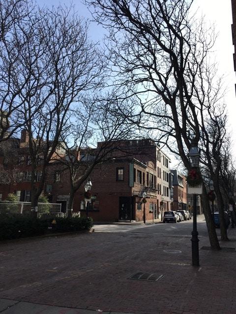 rue de boston quartier south end