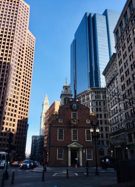 quartier north end boston