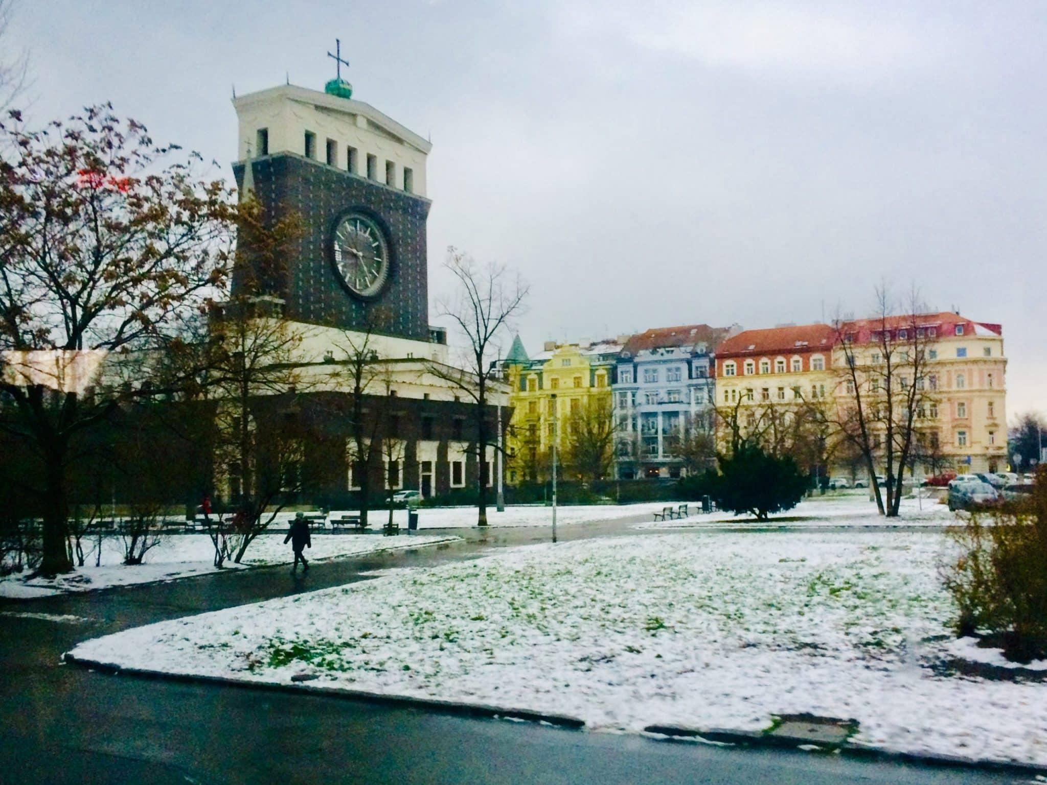 église de Prague