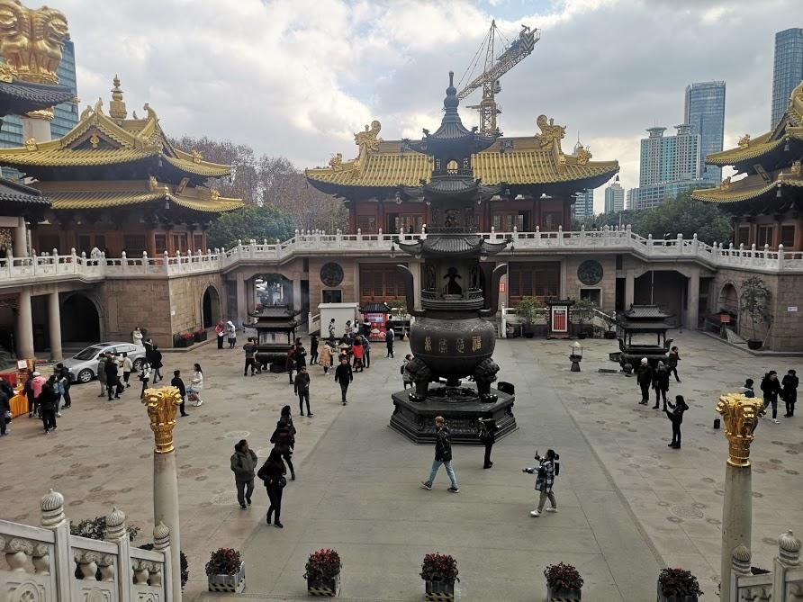 Jingan-temple