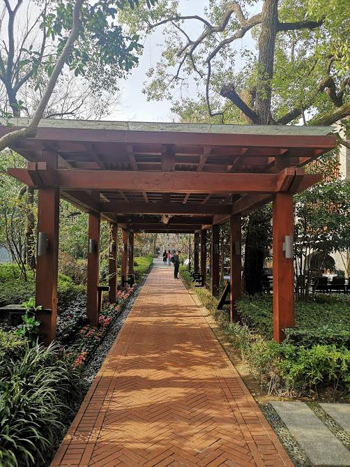 Sinan Garden Shanghai