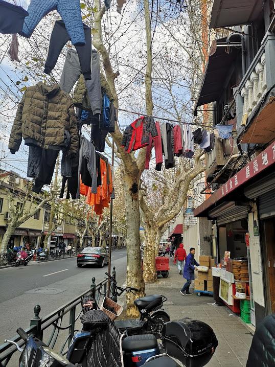 sinan road quartier concession française Shanghai